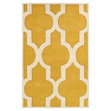 Volare Gold Rug