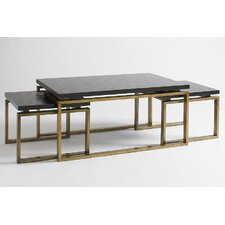 The Triad 3 Piece Coffee Table Set