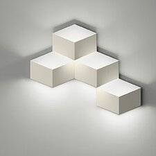 <strong>Vibia</strong> Fold Quadruple Wall Sconce