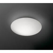 Puck 1 Light Fixture / Flush Mount Wall Scone
