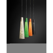 Wind 1 Light Outdoor Pendant