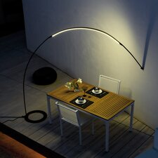 Halley Outdoor Arc Lamp