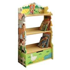 "Happy Farm 42.5"" Bookshelf"