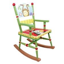 Sunny Safari Kids Rocking Chair