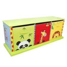 Sunny Safari 3 Compartment Cubby