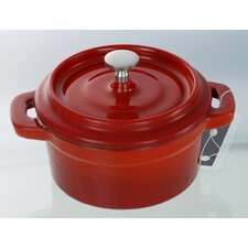 <strong>Buckingham</strong> 10cm Mini Round Casserole in Red