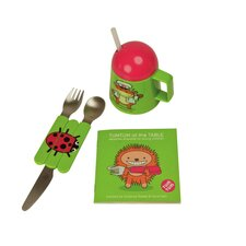 TumTum 3 Piece Table Set