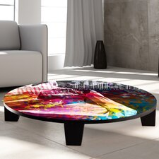 Butterfly Girl Coffee Table