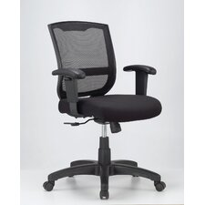 Maze Mesh Task Chair with Arms