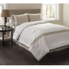 Angelica 4 Piece Comforter Set