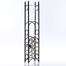Abigail 15 Bottle Wine Rack