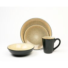 Simplicity 16 Piece Dinnerware Set