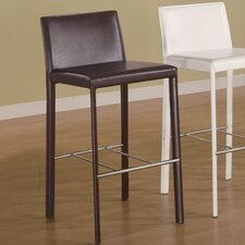 "Avondale 24"" Bar Stool with Cushion (Set of 2)"