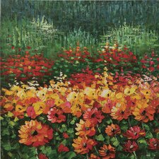 Field of Flowers Original Painting