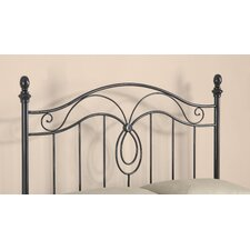 Barnstable Bedroom Metal Headboard