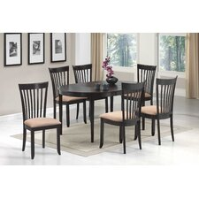 Butterfly Leaf Oval Dining Table