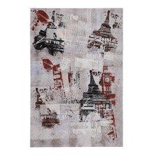 Eiffel Tower Painting Print