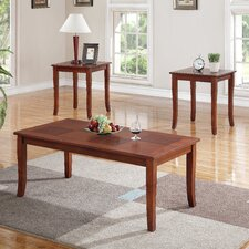 3 Peice Coffee Table Set