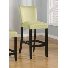 "Bullhead City 29"" Bar Stool with Cushion"