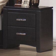 Kearny 2 Drawer Nightstand