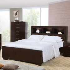 Barton Panel Bed