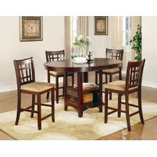 Kittery Counter Height Pub Table Set