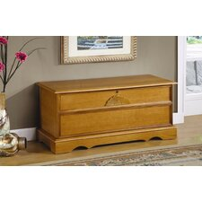 Wolf Creek Cedar Chest with Locking Lid