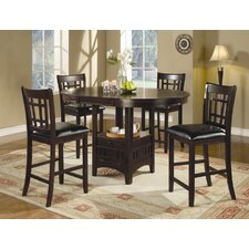 Kittery 5 Piece Counter Height Pub Set