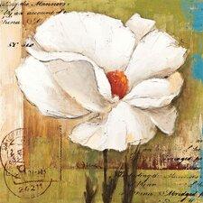 Blossom Painting Print