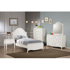 Pasani Panel Bedroom Collection