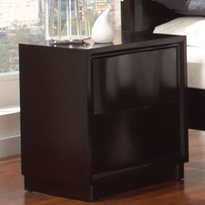 Jeremy 2 Drawer Nightstand
