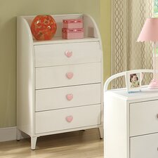 Romeo 4 Drawer Chest