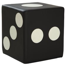 Neylandville Cube Ottoman