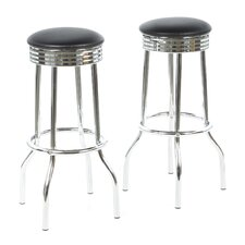 "Ridgeway 29"" Bar Stool (Set of 2)"
