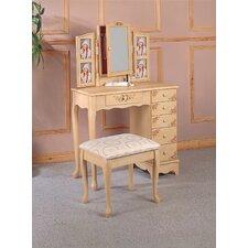 Woodway Vanity Set with Mirror