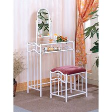 Camp Verde Vanity Set with Mirror