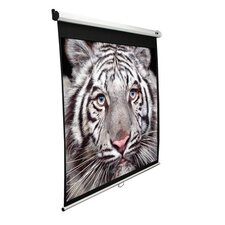 <strong>Elite Screens</strong> Manual SRM Pro Series MaxWhite Projector Screen