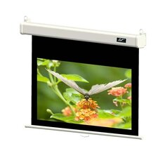 "Premium Manual Pull Down Screen with SRM - 16:9 Format 84"" Diagonal"