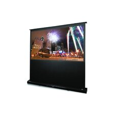 "Kestrel Floor Electric Projection Screen - 4:3 Format 72"" Diagonal"