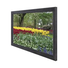 "<strong>Elite Screens</strong> CineWhite ezFrame Series Fixed Frame Screen - 120"" Diagonal"