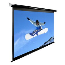 <strong>Elite Screens</strong> Spectrum Series Matte White Electric Projection Screen