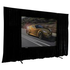 "<strong>Elite Screens</strong> VMAX2 AcousticPro 100"" Electric Projection Screen"