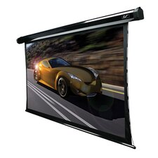 "CineTension2 Electric Tension Rear 84"" 16:9 AR Projection Screen in Black Case"