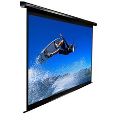 VMAX2 AcousticPro MaxWhite Electric Projection Screen