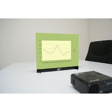 <strong>Elite Screens</strong> Portable Table Top Projection Screen