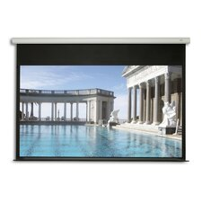<strong>Elite Screens</strong> Spectrum2 White Electric Projection Screen