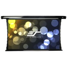 "CineTension2 Black 120"" Electric Projection Screen"