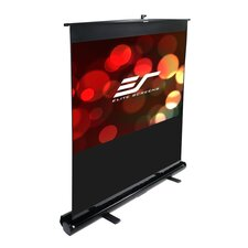 <strong>Elite Screens</strong> ezCinema Floor Set Manual Projection Screen