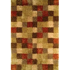 Madrian Beige/Brown Area Rug