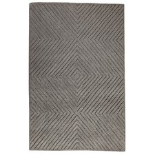 Mirror Grey Area Rug